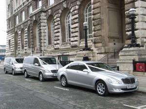 liverpool wedding cars