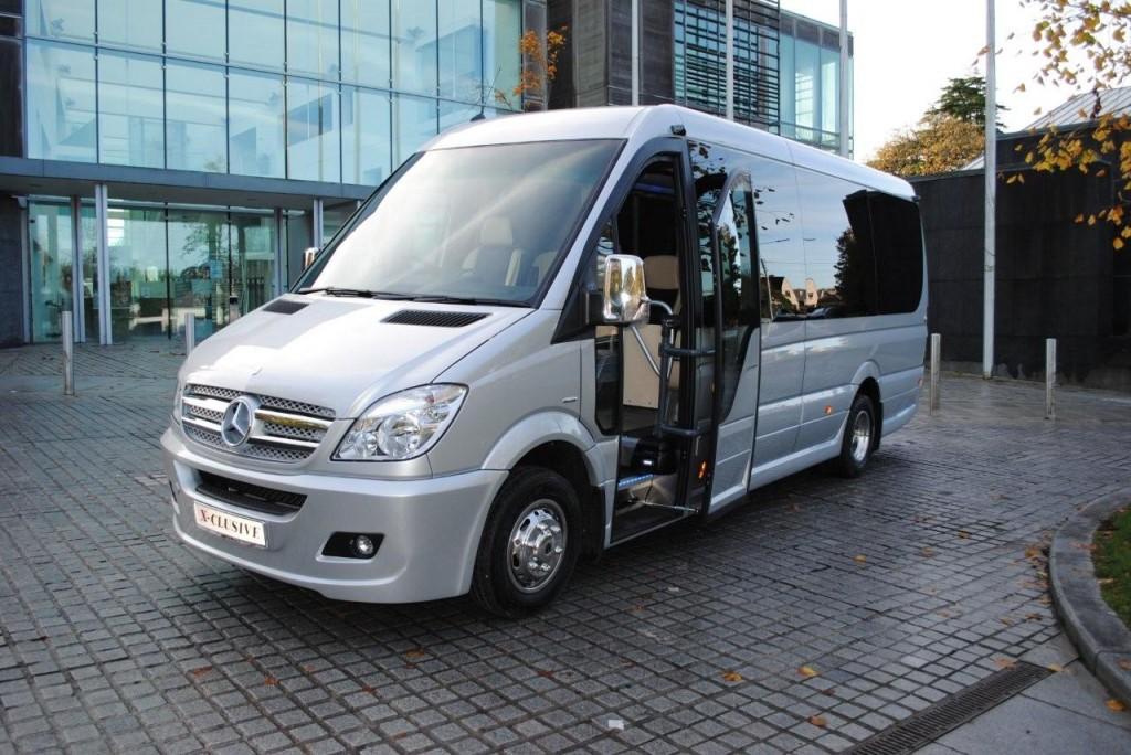 Minibus - Sprinter 16 seater