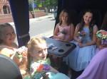 Bridesmades Minibus